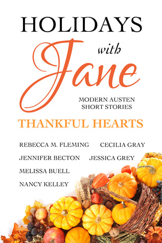 Holidays with Jane: Thankful Hearts (Holidays With Jane, #5)