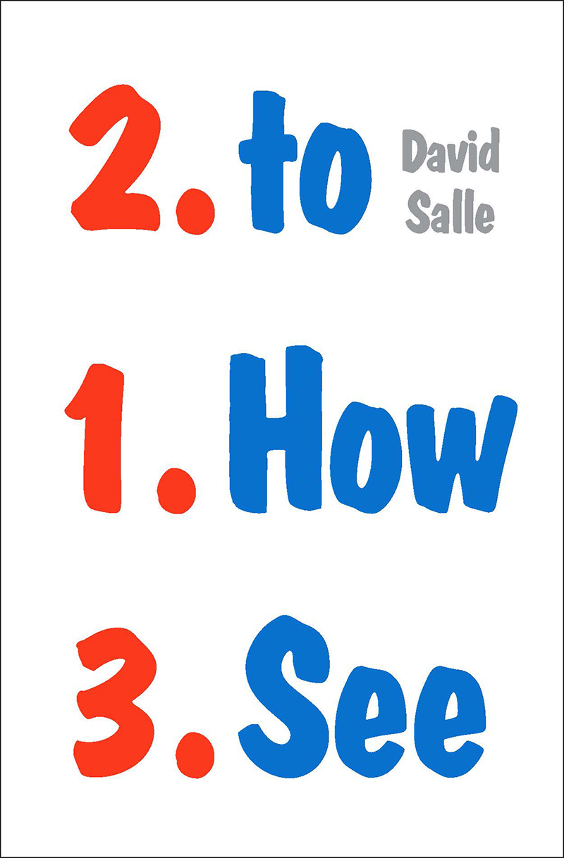 How to See- Looking, Talking, and Th