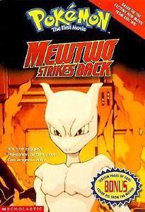 Mewtwo Strikes Back
