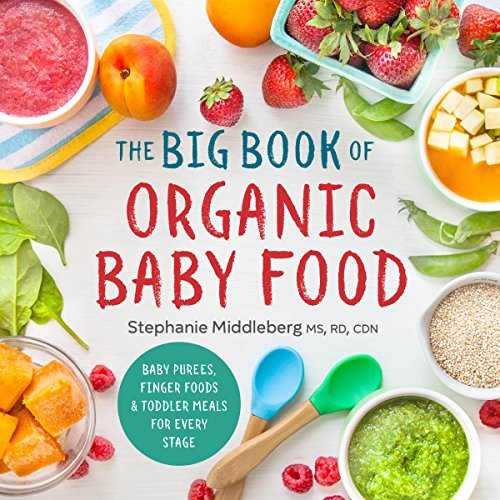 organic baby and toddler food