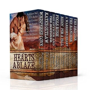 Hearts Ablaze: Western Historical Collection