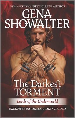 The Darkest Torment (Lords of the Underworld #12)