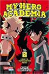 My Hero Academia Vol. 02 by Kohei Horikoshi