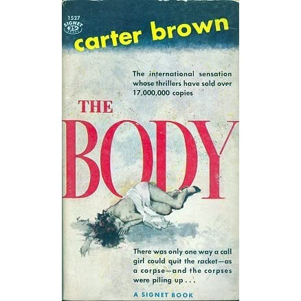 The Body By Carter Brown Rh Goodreads Com Book Launch Press Release Sample