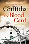 Cover of The Blood Card (Stephens & Mephisto Mystery, #3)