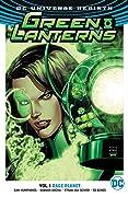 Green Lanterns, Vol. 1: Rage Planet