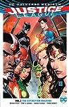 Justice League, Vol. 1: The Extinction Machines