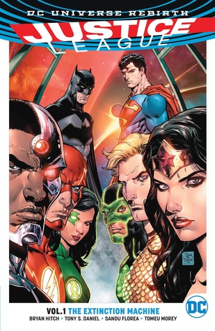 Justice League, Vol. 1 by Bryan Hitch