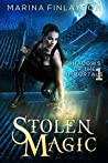 Stolen Magic (Shadows of the Immortals, #1)
