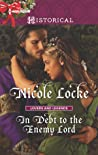 In Debt to the Enemy Lord (Lovers and Legends, #4)