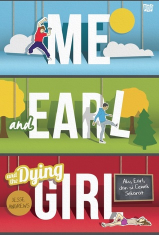 hana bilqisthi s review of me and earl and the dying girl aku