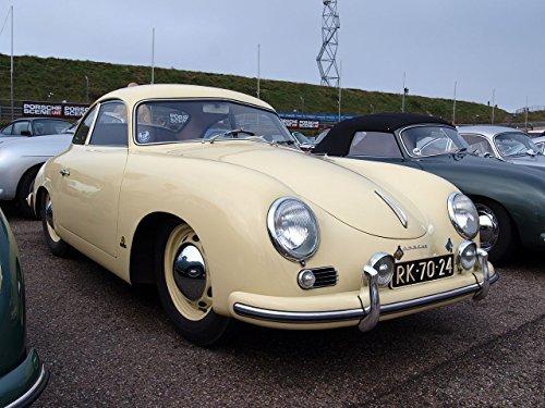 Porsche 356 A - Owner manual