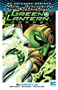 Hal Jordan and the Green Lantern Corps, Vol. 1: Sinestro's Law