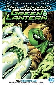 Hal Jordan and the Green Lantern Corps, Vol. 1: Sinestro's Law