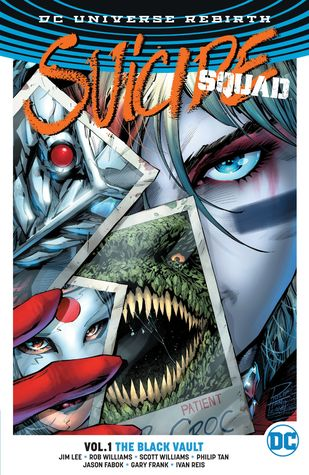 Suicide Squad, Volume 1: The Black Vault