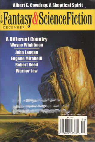Fantasy & Science Fiction, December 2008 (The Magazine of Fantasy & Science Fiction, #678)