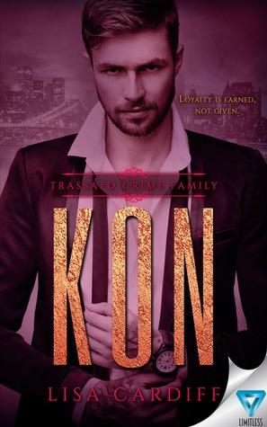 Kon (Trassato Crime Family, #2)