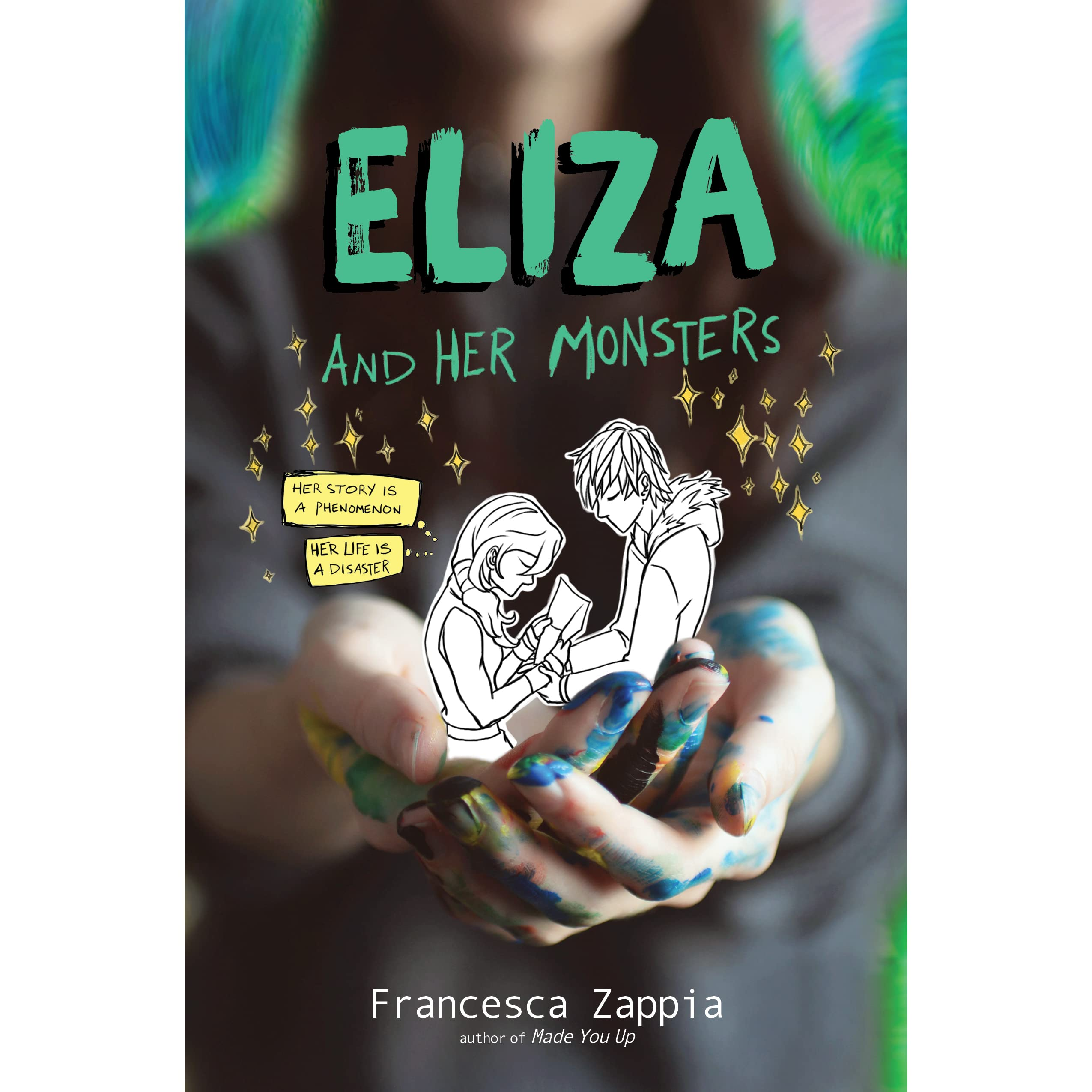 Eliza and her monsters by francesca zappia fandeluxe Choice Image