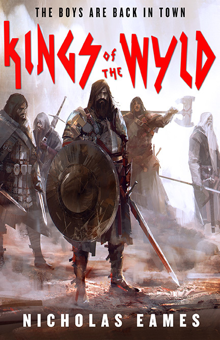 The Band 1 - Kings of the Wyld - Nicholas Eames