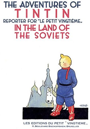 Tintin in Soviets' land: All one-by-one panels for unique reading experience on tablets and mobile phones