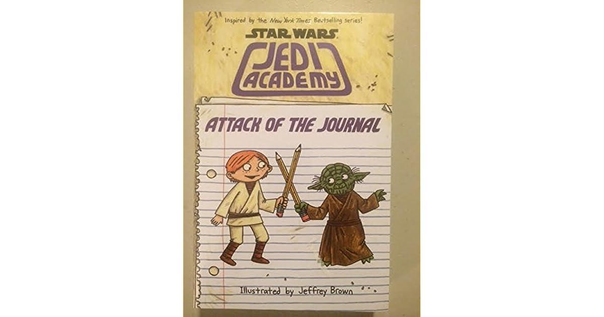 Star Wars Jedi Academy 3 Book Set By Jeffrey Brown