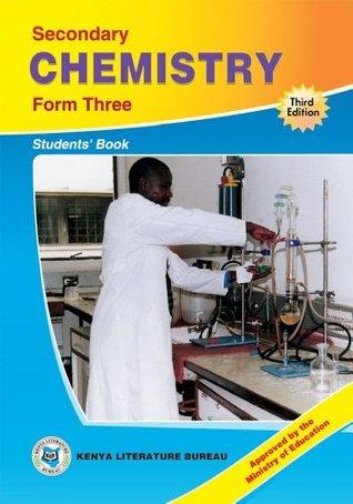 KLB Chemistry: SHS; Form 3