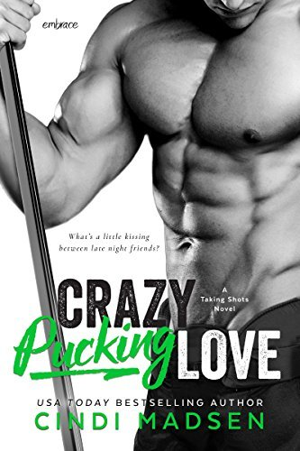 Crazy Pucking Love (Taking Shots #3)  by  Cindi Madsen