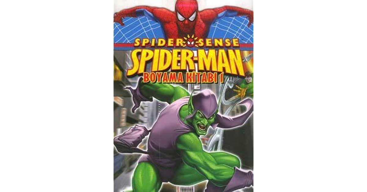 Spiderman Klasik Ozel Resimli Boyama 1 By Kolektif
