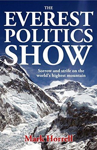 The Everest Politics Show Sorrow and Strife on the World's Highest Mountain