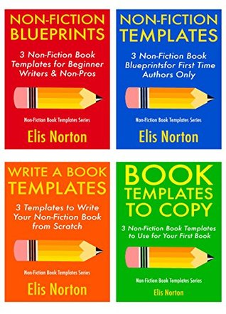 12 Book Templates for New Writers (bundle): 12 Non-Fiction Templates to Follow for New & Aspiring Writers