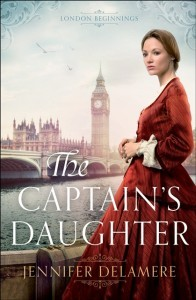 The Captain's Daughter (London Beginnings, #1)