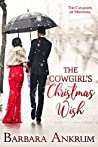 The Cowgirl's Christmas Wish (The Canadays of Montana, #3)
