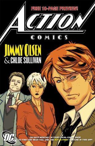 Action Comics (1938-2011) # 893 Preview