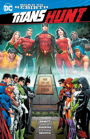 Titans Hunt by Dan Abnett