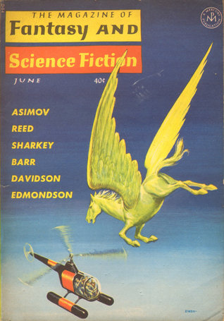 The Magazine of Fantasy and Science Fiction, June 1964 (The Magazine of Fantasy & Science Fiction, #157)