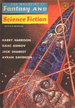 The Magazine of Fantasy and Science Fiction, November 1964 (The Magazine of Fantasy & Science Fiction, #162)