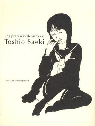 Les premiers dessins de Toshio Saeki