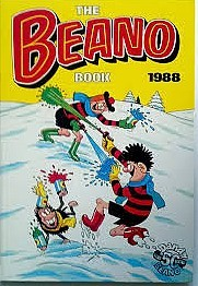 The Beano book 1988