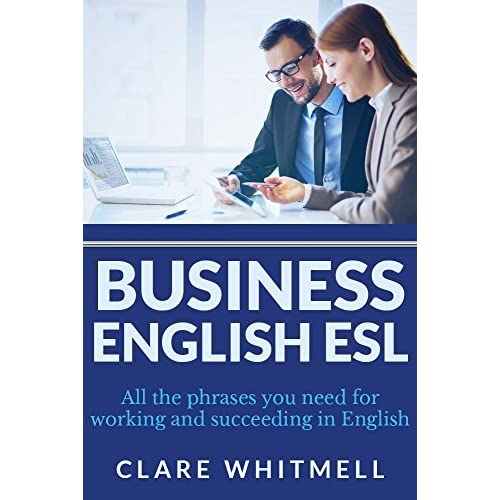 esl business english report writing Barron's esl guide to american business english is an incomplete book, but still has some good information and activities to help you improve your skill with some very difficult english grammar it also introduces many (but not all) common kinds of business documents.