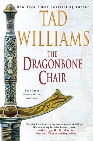 The Dragonbone Chair cover
