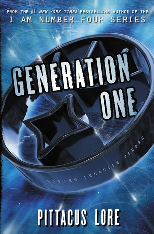 Generation One (Lorien Legacies Reborn, #1)