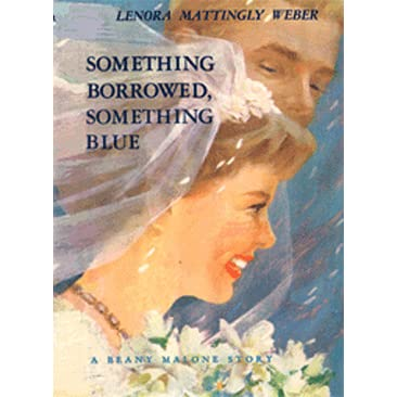 Something Borrowed Something Blue By Lenora Mattingly