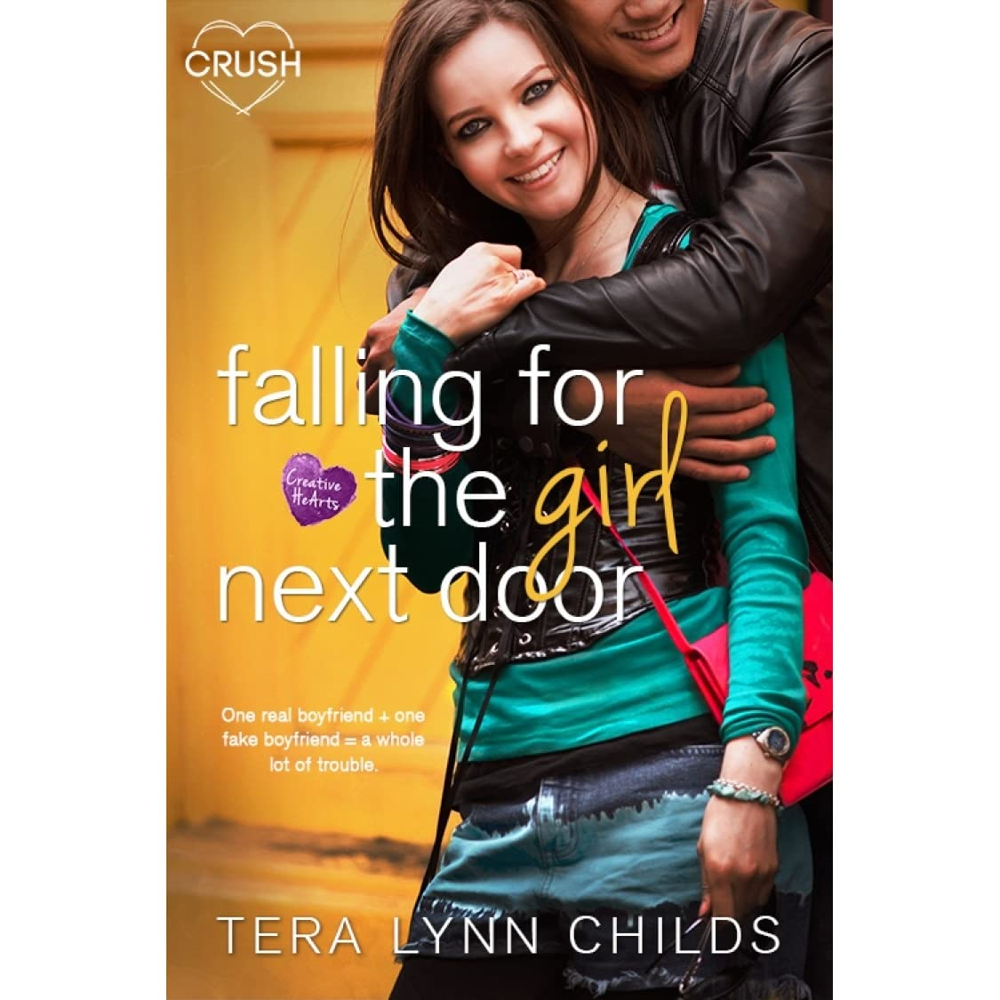 Falling For The Girl Next Door (creative Hearts, #5; Sloane And Tru, #2) By  Tera Lynn Childs €� Reviews, Discussion, Bookclubs, Lists