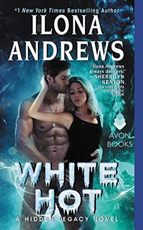 White Hot (Hidden Legacy, #2) by Ilona Andrews