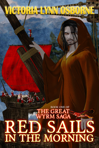 Red Sails in the Morning by Victoria Lynn Osborne