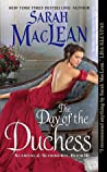 The Day of the Duchess (Scandal & Scoundrel, #3) audiobook review
