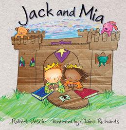 Jack and Mia by Robert Vescio