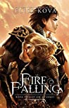 Book cover for Fire Falling (Air Awakens, #2)