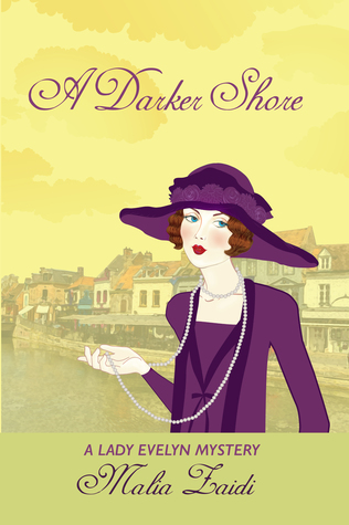 A Darker Shore (Lady Evelyn Mystery #2)