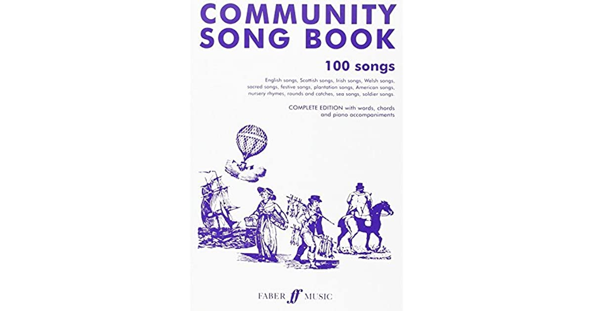 The Community Songbook (Piano/Vocal) by Various
